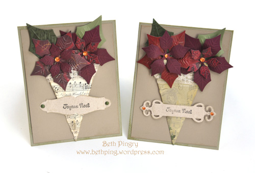 Christmas Cards by Beth Pingry