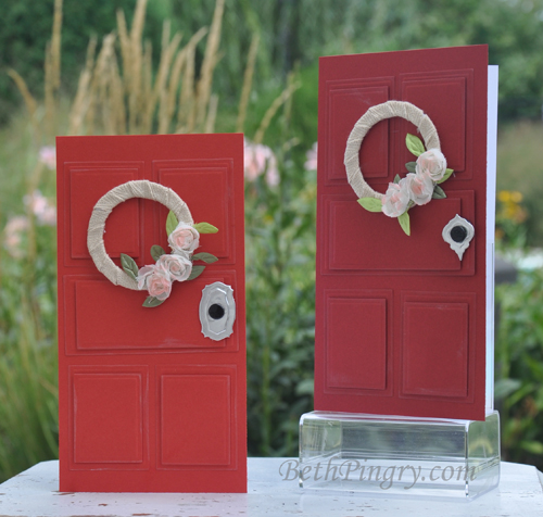 Beth Pingry Door Cards