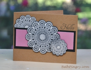 Beth Pingry Hello Card 1