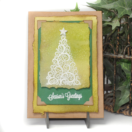 Beth Pingry Seasons Greetings Card