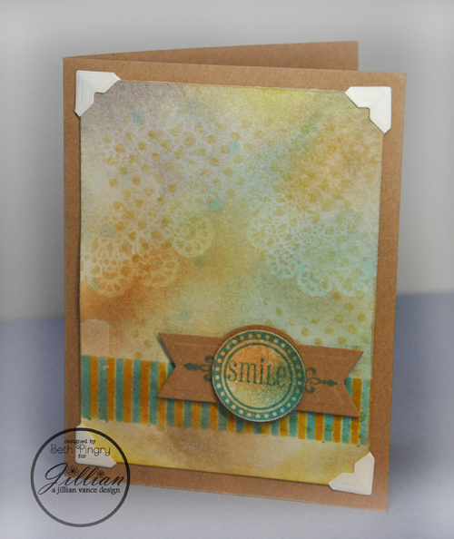 Beth Pingry Smile Card