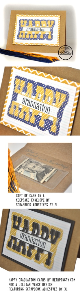 Graduation Cards by Beth Pingry