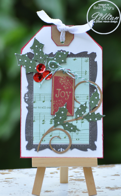 Beth Pingry Christmas Tag
