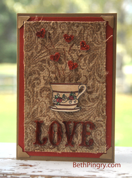 BethPingry - Coffee Lovers Blog Hop