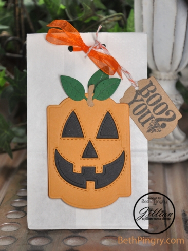 Beth Pingry - Halloween Treat Bag