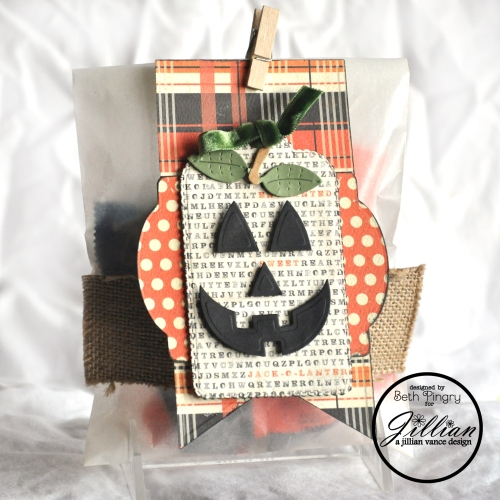 Halloween Treat Bag by Beth Pingry