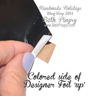 Handmade Holidays Beth Pingry 25