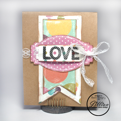 Love Card by Beth Pingry