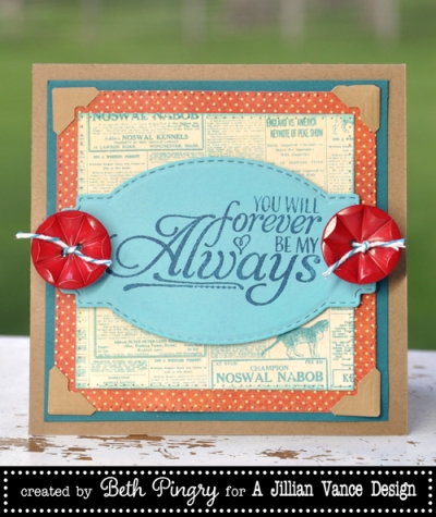 Beth Pingry Always Forever Card