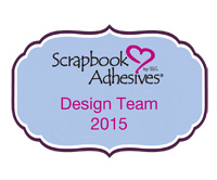 Scrapbook Adhesives by 3L Design Team