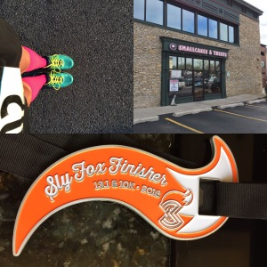 Sly Fox Race Report