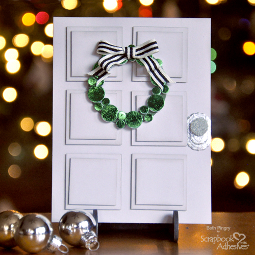 Door Card by Beth Pingry