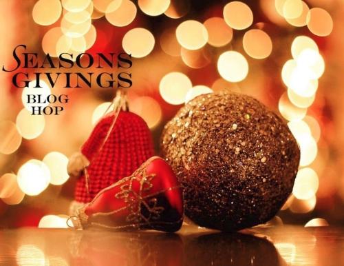 Seasons Givings Blog Hop image