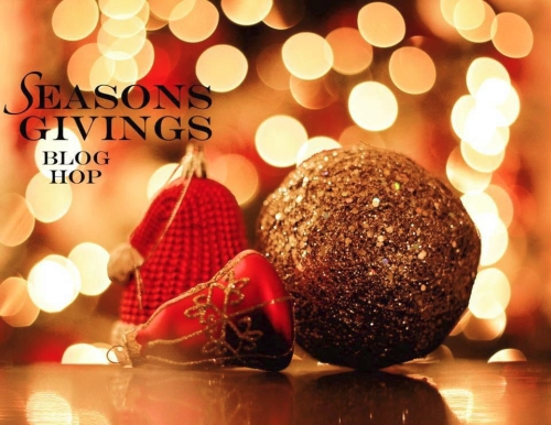 Seasons Givings Blog Hop image